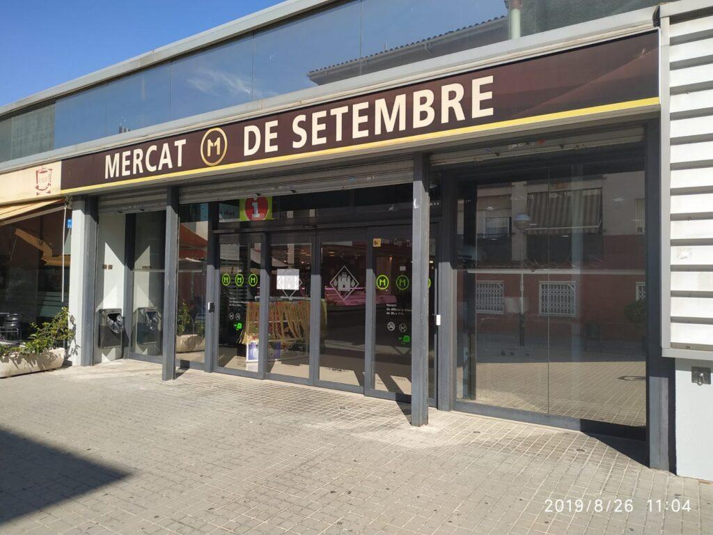 Mercat-11-setembre-acces-montserrat-roig