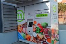 Armariets refrigerats, nou servei de recollida de la compra online